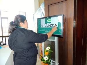 Cliente dejando sus datos para unos de nuestro patrocinadores.