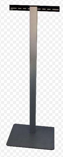 pedestal de espalda