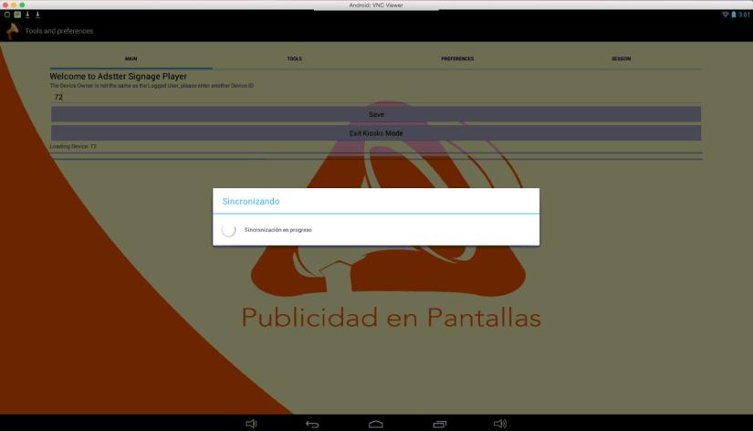Monitorea tus player Androidremotamente