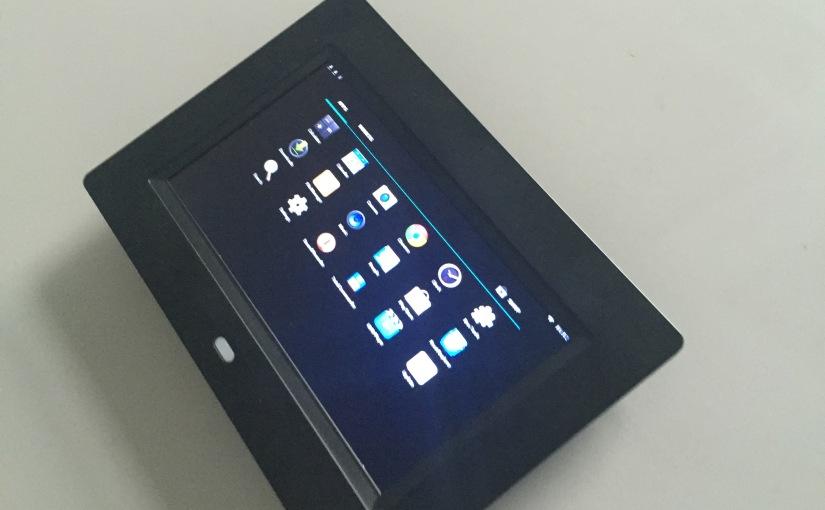 Frame  Digital de 7 pulgadas Android Wifi  para reproducir fotos y vídeos. SincronizaciónRemota