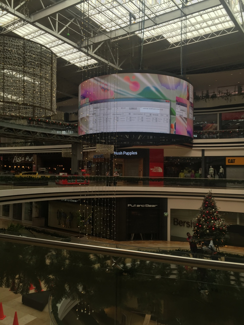 Oakland Mall el centro comercial líder en DigitalSignage