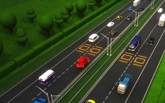 Adstter Traffic Count